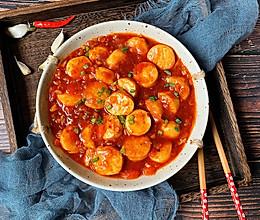 #一道菜表白豆果美食#豆腐这样做,酸甜可口真馋人的做法