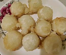 #元宵节美食大赏#炸元宵的做法