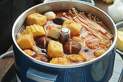 酸辣番茄火锅汤底