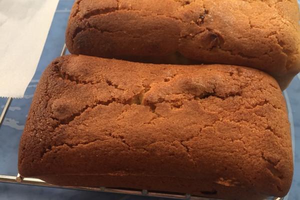 鲜奶油蔓越莓磅蛋糕的做法