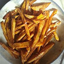 香甜红薯条