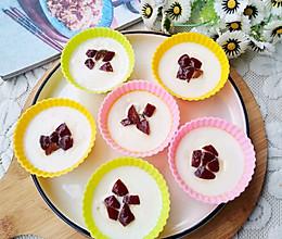 #橄榄中国味 感恩添美味#奶香红枣糯米糕的做法