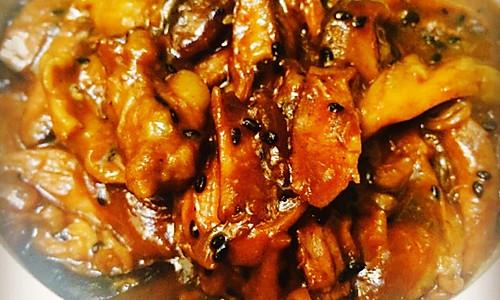 香菇肉酱——拌面超好吃的做法