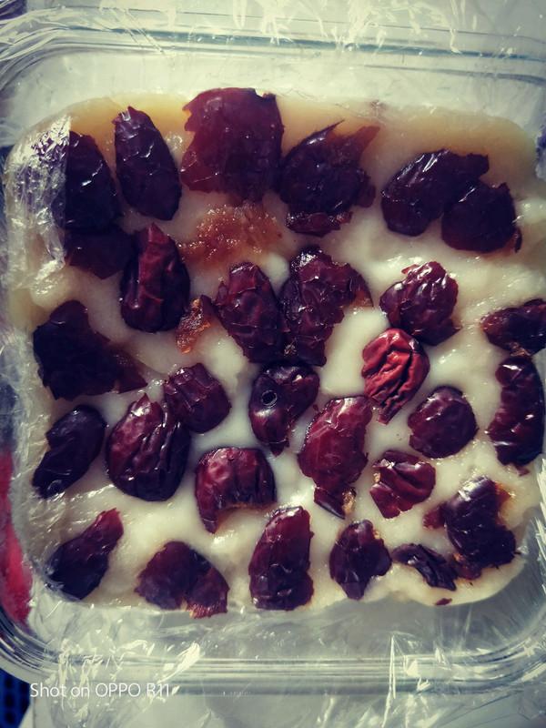 糯米粉蒸糕的做法
