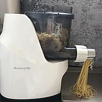 意大利肉酱面(附制作意大利面条步骤)的做法图解6