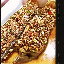 #全电厨王料理挑战赛热力开战!#烤箱蒜泥茄子,美味赛过烧烤摊