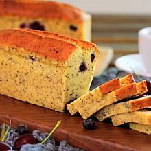 蓝莓磅蛋糕