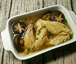 香菇鸡汤 | 干香菇和鲜香菇的碰撞的做法