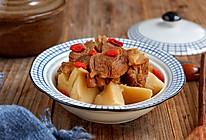 牛肉炖春笋#母亲节,给妈妈做道菜#的做法