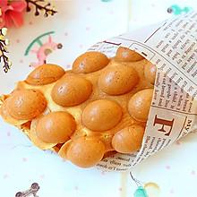 香港人气小吃——鸡蛋仔