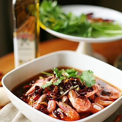 最上瘾的绝味川菜——香辣跳水虾