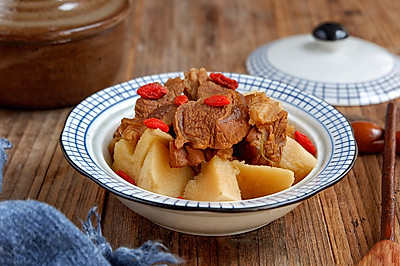 牛肉炖春笋#母亲节,给妈妈做道菜#