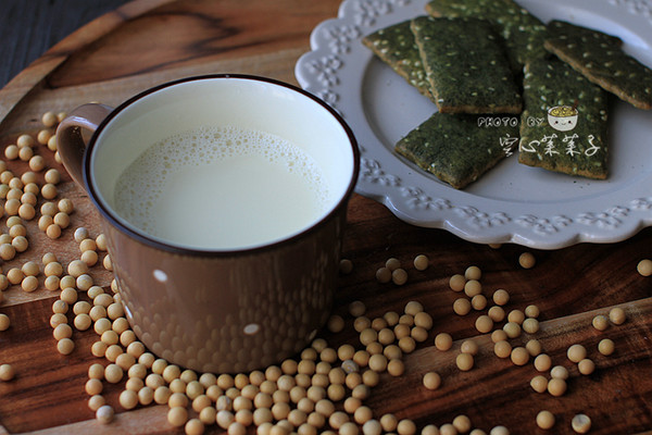 关于豆浆:干豆磨浆好还是泡豆磨浆好的做法