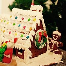 懒人版圣诞姜饼屋
