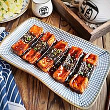 海苔的味道,豆腐也知道——比肉肉还好吃的日式照烧海苔豆腐