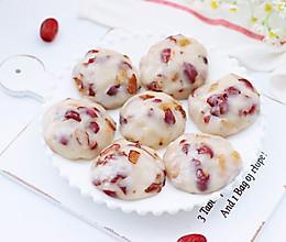 #舌尖上的端午#软糯香甜的红枣葡萄干糯米糕的做法