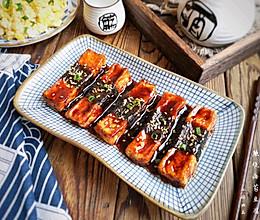 海苔的味道,豆腐也知道——比肉肉还好吃的日式照烧海苔豆腐的做法