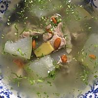 冬瓜骨头汤的做法图解8