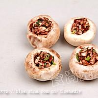 蘑菇肥牛包的做法图解3