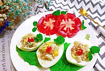 #入秋滋补正当时#鸡蛋沙拉的做法