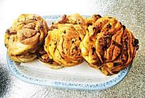 煎葱辣子花卷的做法