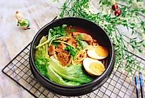 #精品菜谱挑战赛#家庭版--红烧牛肉面的做法