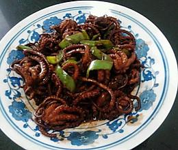 红烧章鱼的做法