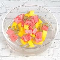 水果红糖冰粉的做法图解9
