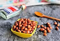 香酥油炸花生米 头牌国民下酒菜 简单家常但是保持香酥有秘诀的做法