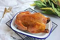 脆皮烤全鸡的做法