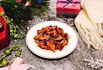 #令人羡慕的圣诞大餐#甜蜜蜜拔丝红薯的做法