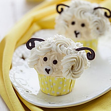 白巧克力喜羊羊麦芬