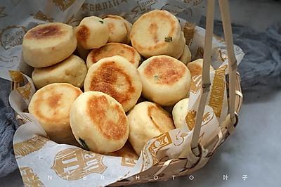 蔥香山藥小餅