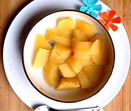 蒸苹果(电饭煲版')宝宝辅食&纯天然宝宝止泻配方的做法