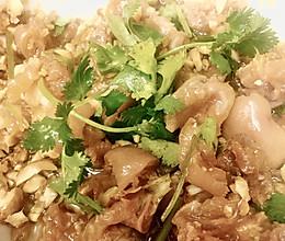 粤菜经典沙姜猪手的做法