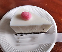 QQ糖慕斯蛋糕的做法