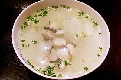 文蛤冬瓜汤