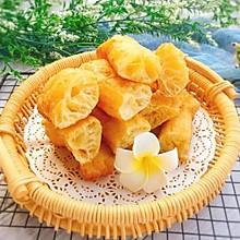 #精品菜谱挑战赛#自制安心油条