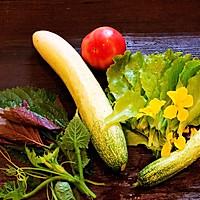 日式炸猪排配田园沙拉的做法图解3