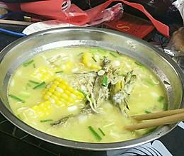 黄骨鱼汤的做法