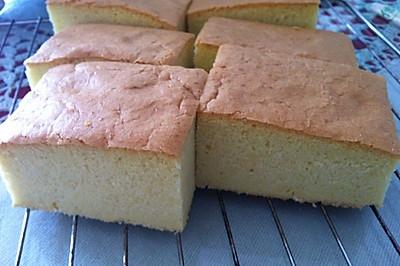海绵蛋糕(8寸)