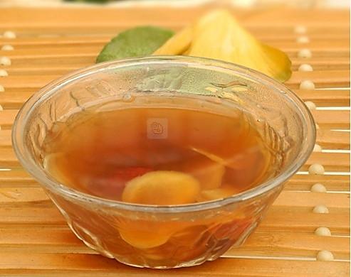 山楂红枣汤