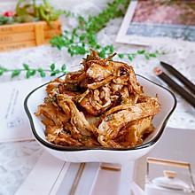 烧烤蘑菇#硬核菜谱制作人#