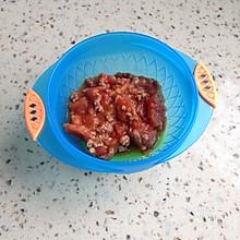 #豆豆的辅食#番茄牛肉泥