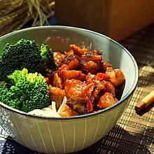辣肉面#盛年锦食·忆年味#