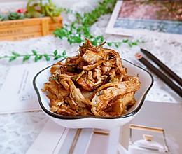 烧烤蘑菇#硬核菜谱制作人#的做法