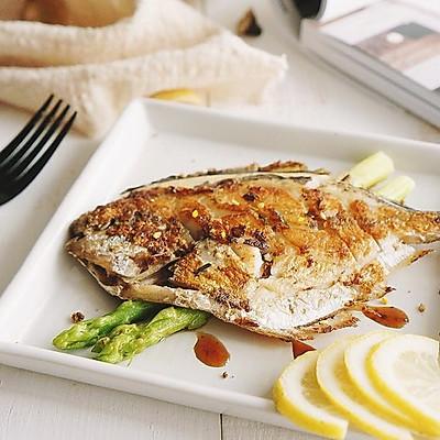 柠香煎鲳鱼·年年有鱼