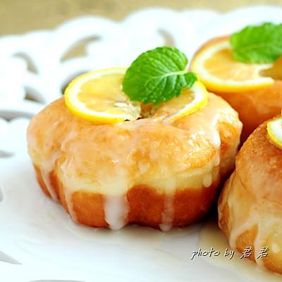 檸檬糖霜甜甜圈
