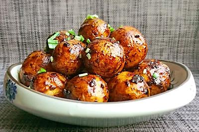 素食也能饭扫光-酱焖小土豆