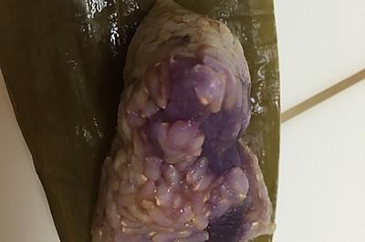 减肥粽子:糙米养生粽